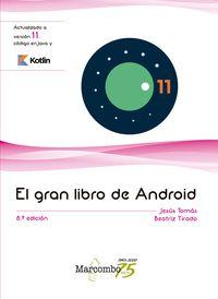 (8 ED) GRAN LIBRO DE ANDROID, EL