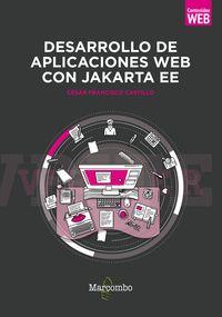 desarrollo de aplicaciones web con jakarta ee - Cesar Francisco Castillo