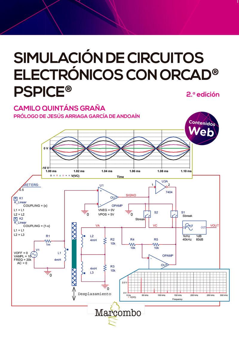SIMULACION DE CIRCUITOS ELECTRONICOS