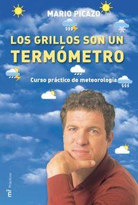 GRILLOS SON UN TERMOMETRO, LOS