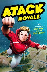 atack royale - Atack3000