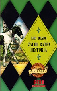 Zaldi Baten Historia - Lev N. Tolstoi
