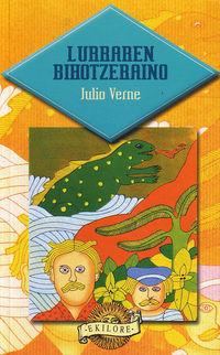 lurraren bihotzeraino - Julio Verne / Alvaro Sanchez (il. )