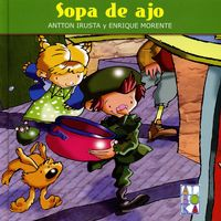 Sopa De Ajo - Antton Irusta / Enrique Morente