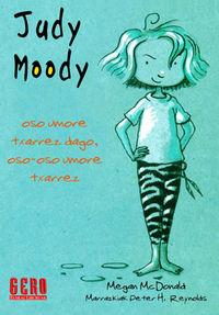 Judy Moody Oso Umore Txarrez Dago, Oso-Oso Umore Txarrez. Megan Mcdonald /  Peter H. Reynolds. Elkar.eus
