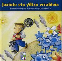 Jaxinto Eta Giltza Erraldoia - Miriam Mendoza / Maite Gaztelumendi