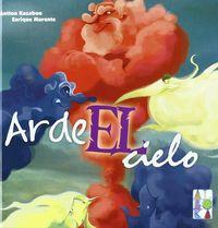 Arde El Cielo - Antton Kazabon