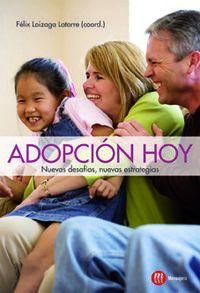 ADOPCION HOY - NUEVOS DESAFIOS, NUEVAS ESTRATEGIAS
