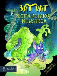 Bat Pat - Estoldetako Munstroa - Roberto Pavanello