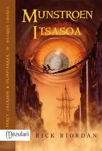 MUNSTROEN ITSASOA - PERCY JACKSON & OLINPIARRAK 2