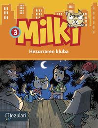 Milki - Hezurraren Kluba - Guiseppe Zironi