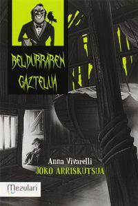 Joko Arriskutsua - Anna Vivarelli