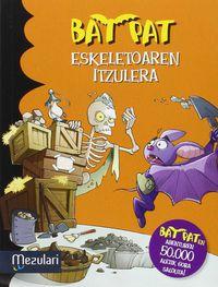 Bat Pat - Eskeletoaren Itzulera - Roberto Pavanello