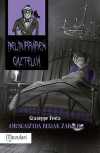 Amesgaiztoa Begiak Zabaliz - Giuseppe Festa