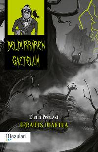 Errauts Uhartea - Elena Peduzzi