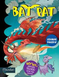 Bat Pat - Dragoi-Ehiztaria - Usaindun Orriekin - Roberto Pavonello