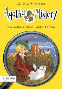 Agatha Mistery - Eskoziako Erregearen Ezpata - Steve Stevenson / Stefano Turconi (il. )