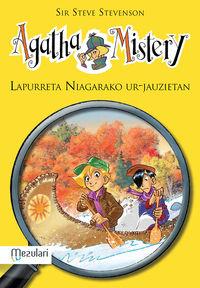 Agatha Mistery - Lapurreta Niagarako Ur-Jautzietan - Steve Stevenson / Stefano Turconi (il. )