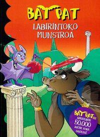 Bat Pat 28 - Labirintiko Mustroa - Roberto Pavanello