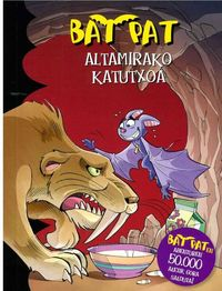 Bat Pat 32 - Altamirako Katutxoa - Roberto Pavanello