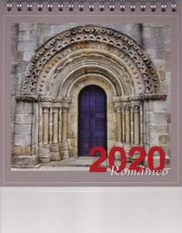 CALENDARIO 2020 MESA - ROMANICO