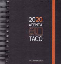 AGENDA TACO 2020 - NARANJA
