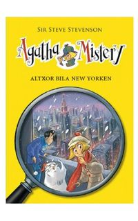 AGATHA MISTERY - ALTXOR BILA NEW YORKEN