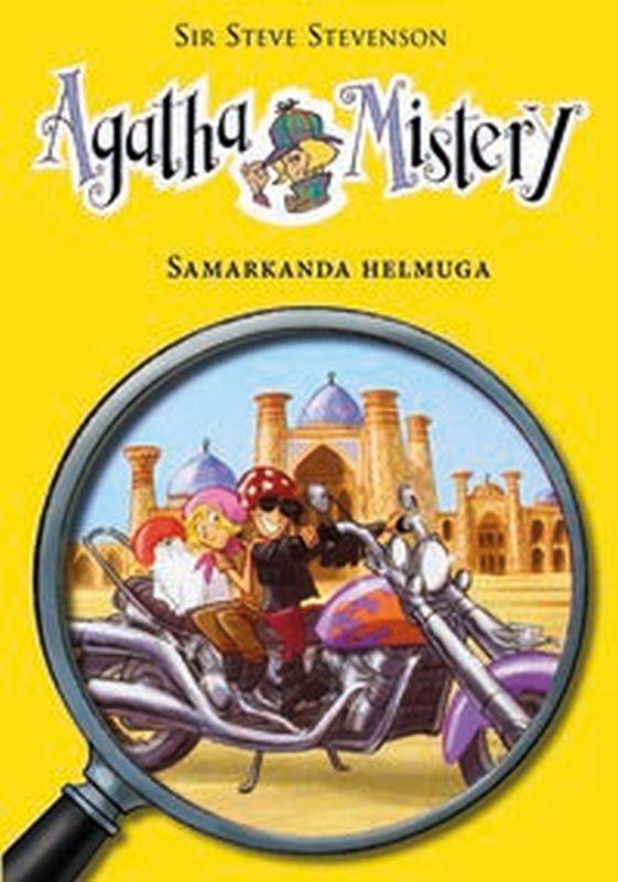 Agatha Mistery - Samarkanda Helmuga - Steve Stevenson / Stefano Turconi (il. )