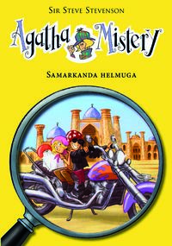 AGATHA MISTERY - SAMARKANDA HELMUGA