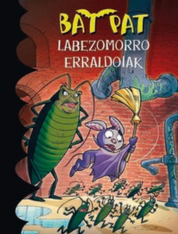 Bat Pat 37 - Labezomorro Erraldoiak - Roberto Pavanello