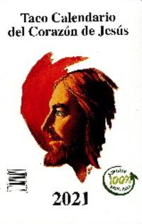 taco gigante 2021 - corazon de jesus - Aa. Vv.