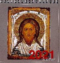 calendario mesa 2021 - iconos - Aa. Vv.