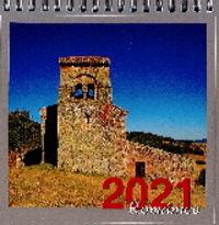 CALENDARIO MESA 2021 - ROMANICO