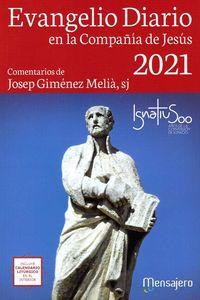 EVANGELIO DIARIO EN LA COMPAÑIA DE JESUS 2021 (GRANDE)