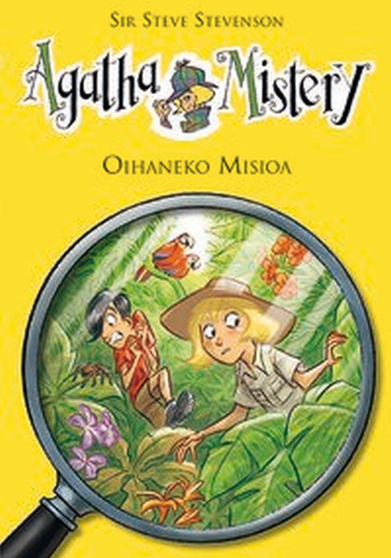 AGATHA MISTERY - OIHANEKO MISIOA