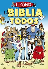BIBLIA PARA TODOS, LA - COMIC