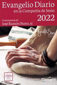 EVANGELIO DIARIO EN LA COMPAÑIA DE JESUS 2022 (PEQUEÑO)