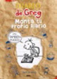 Diario De Greg - Monta Tu Propio Diario - Jeff Kinney