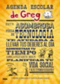Agenda Escolar De Greg - Jeff Kinney