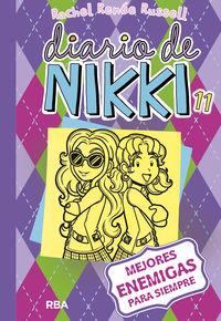 DIARIO DE NIKKI 11 - MEJORES ENEMIGAS PARA SIEMPRE