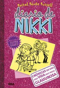 (2 ED) DIARIO DE NIKKI 1 - CRONICAS DE UNA VIDA MUY POCO GLAMUROSA