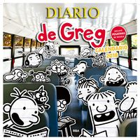 Calendario 2018 - Diario De Greg - Jeff Kinney