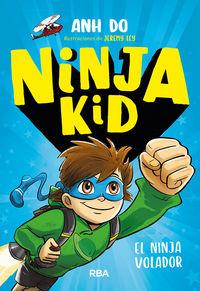 ninja kid 2 - el ninja volador - Do Ahn / Jeremy Ley (il. )