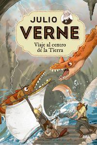 JULIO VERNE 5 - VIAJE AL CENTRO DE LA TIERRA