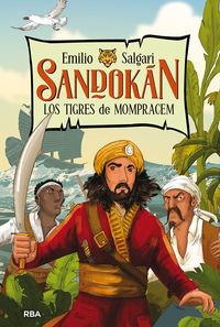 SANDOKAN 1 - LOS TIGRES DE MOMPRACEM