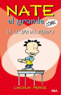 NATE EL GRANDE 1 (COMIC) - EN LA CIMA DEL MUNDO
