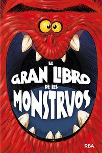 El gran libro de los monstruos - Pau Clua