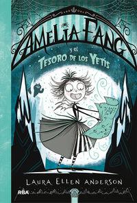 AMELIA FANG 5 - EL TESORO DE LOS YETIS