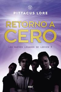 GENERACION UNO 3 - RETORNO A CERO