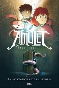 AMULET 1 - LA PORTADORA DE LA PIEDRA
